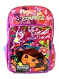 Dora The Explorer Backpack (2 Design In 1