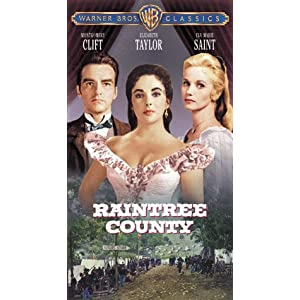 Raintree County (Roadshow Version) [VHS] (1957)