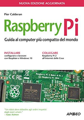 Raspberry Pi nuova edizione aggiornata PDF