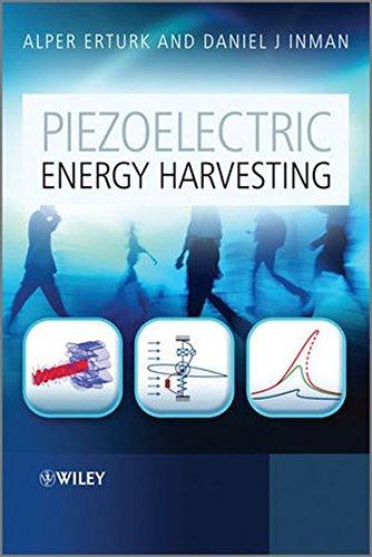 Piezoelectric Energy Harvesting