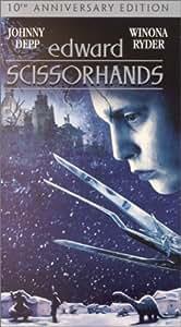 Edward Scissorhands 10th