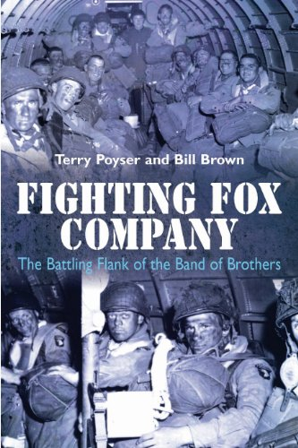 Fighting Fox Company: The Battling Flank of the Band of Brothers (Electric Company C compare prices)