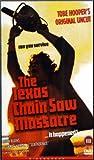 echange, troc Massacre à la tronçonneuse - VF [VHS]