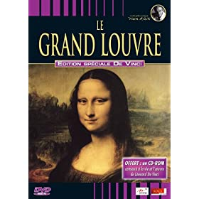 Le Grand Louvre 2007 - DVD-Rom