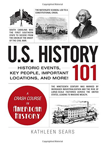 U.S. History 101: Historic Events, Key People, Important Locations, and More! (Adams 101)