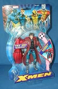 Amazon.com: X-Men Action Figure: Gambit: Toys & Games