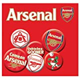 Button Badge Set - Arsenal F.C