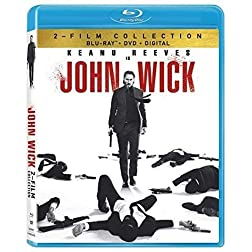 John Wick - Double Feature [Blu-ray]