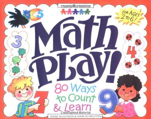 Math Play! (Williamson Little Hands Series) Picture