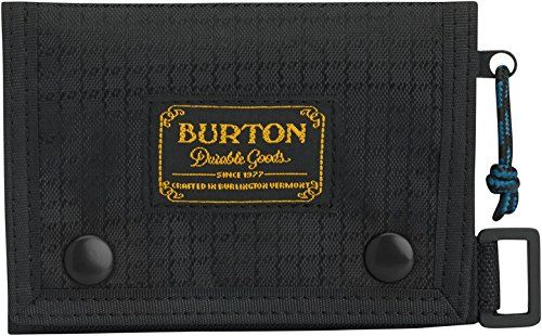 Burton bmxa MB Cory Wallet, True Black, taglia unica, 11139104002