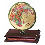 Premier 12 Raised Relief Desk Globe