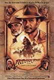 Indiana Jones Last Crusade Poster 27x40 Movie Poster