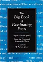 The Big Book of Fascinating Facts - i before…