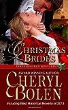 Christmas Brides: Three Regency Novellas