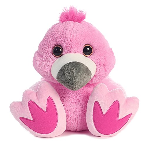 Aurora World Taddle Toes Freedom Flamingo Plush