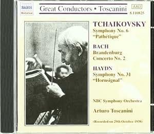 Sinfonie 31/Sinfonie 6/Bdbg.2