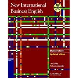 New International Business English Updated Edition Student's Book with Bonus Extra BEC Vantage Preparation CD-ROM...