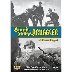 Standschütze Bruggler (Militiaman Bruggler) DVD