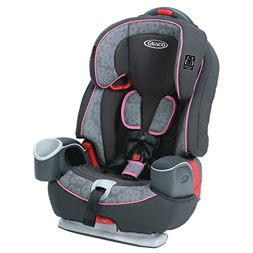 Graco Nautilus 65 3-in-1 Harness Booster Car Seat, Sylvia (Car Booster Seat Graco compare prices)