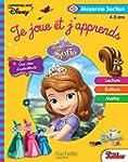 Princesse Sofia je joue et j'apprends MS