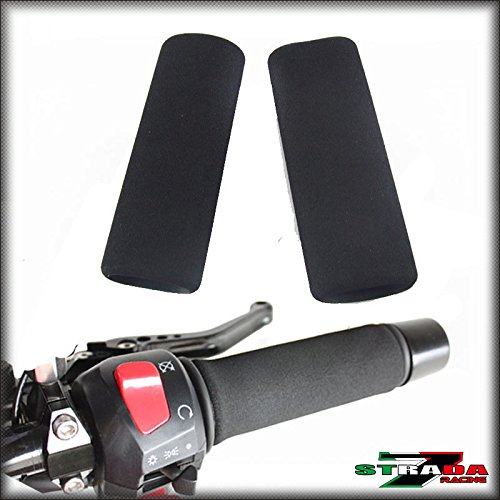 Strada 7 Motorcycle Comfort Grip Covers fits Moto Guzzi Norge 1200 8V GT ABS T (Moto Guzzi Parts compare prices)