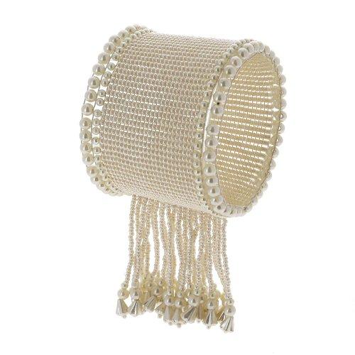 [Armband Handmade Beaded Arm Bracelet Costume Jewellery Fashion Indian - Birthday Gifts] (Indian Beaded Bracelet)