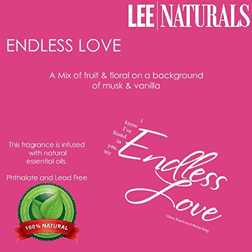 Endless Love Premium 6-Piece 6.4 Oz Soy Wax Melt Clamshell - 2-Pack Of Naturally Strong Scented Soy Wax Cubes Throw 50+ Hours Of Fragrance When Melted In Scentsy®, Yankee Candle® Or Standard Electric Tart Warmer