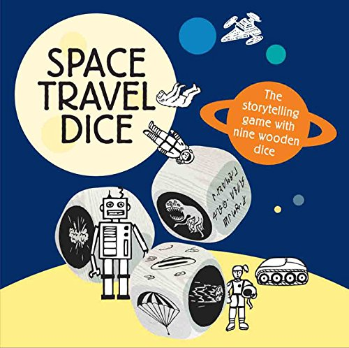 Space Travel Dice (Magma for Laurence King) PDF