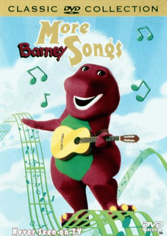 Barney - More Barney Songs [DVD] [Import]
