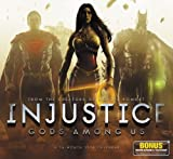 2014 Injustice Gods Among US Wall Calendar