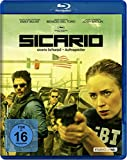 Sicario Bluray