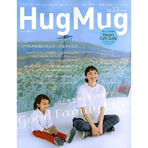 HugMug Vol.13 (FG MOOK(J))