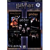 "Harry Potter Movies 1-5, w. Audio-CD, for Flute (Harry Potter Instrumental Solos (Movies 1-5): Level 2-3)von ""John Williams"""