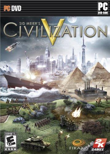 Sid Meier'S Civilization V - Pc front-261587