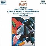 Pärt: Fratres / Festina Lente / Summa / Cantus in Memory of Benjamin Britten