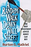 img - for A Random Walk Down Wall Street: Including a Life-Cycle Guide to Personal Investing book / textbook / text book