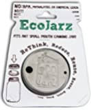 Ecojarz Stainless Steel Drink Top for Small Mouth Canning Jars