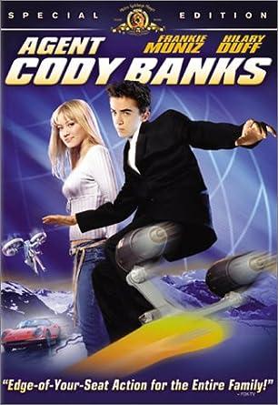 Amazon.com: Agent Cody Banks (Special Edition): Frankie Muniz, Hilary