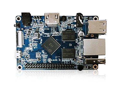 Orange Pi PC (Quad Core 1.6GHz, GPU, 1GB DDR3, Android, Linux, Raspbian)