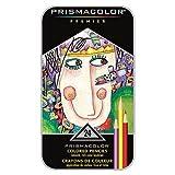 Prismacolor Premier Colored Pencils, Assorted Colors, 24 Pencils