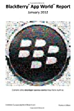 BlackBerry App World Report January 2012