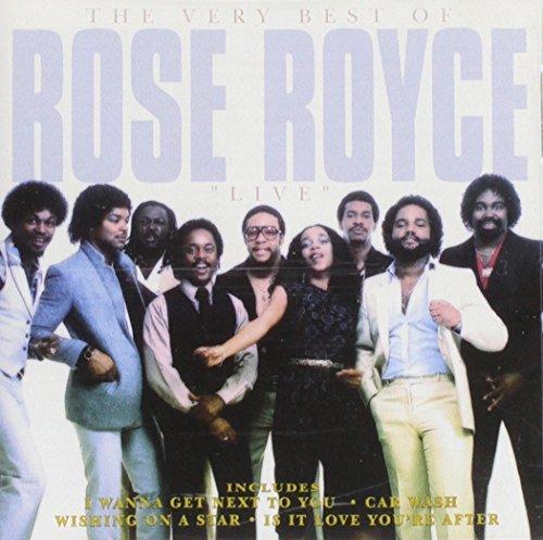 ROSE ROYCE - Rose Royce - The Very Best Of Rose Royce - Zortam Music
