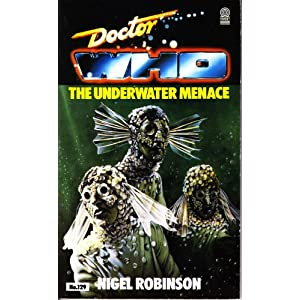 The Underwater Menace - Nigel Robinson