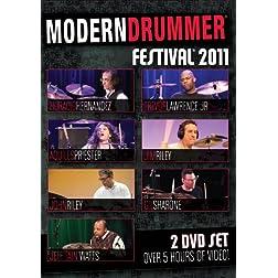 Modern Drummer Festival 2011