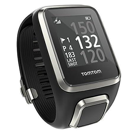 TomTom Golfer 2 Montre GPS  Bracelet Fin Noir