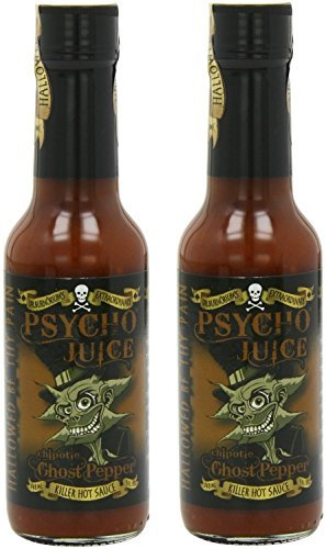 psycho-juice-sauce-piquante-chipotle-ghost-pepper-pack-of-2