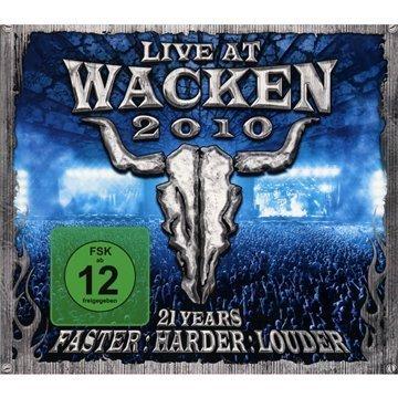 Wacken 2010 - Live At Wacken Open Air incl. BluRay by Golden Core (2011-10-11)
