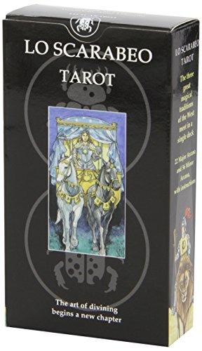 Lo Scarabeo Tarot/Tarot Lo Scarabeo: The Art of Divining Begins a New Chapter/El Arte de La Adivinacion Abre Un Capitulo Nuevo