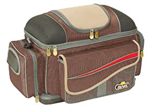 Plano Guide Series Bag with Four 3750 Stowaways (Orange/Grey, Large)