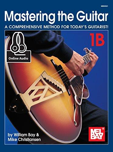 Mastering the Guitar Book 1b (Mastering Guitar)